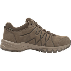 Mammut Mercury III Low GTX Zapatillas Hombre, bark/light bark